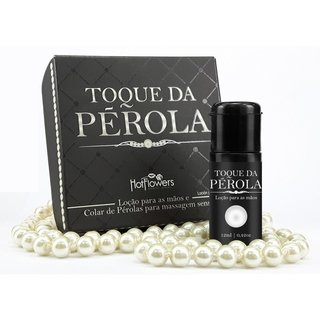 KIT 2X1 TOQUE DE PÉROLA - HC597 - HOT FLOWERS 101176 - comprar online
