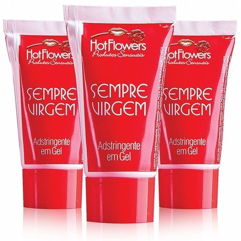 Sempre Virgem Adistringente Intenso 25G - Hot Flowers - HC340 100570