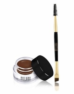 Gel para Sombrancelhas Milani Stay Put Brow Color Brunette - 04
