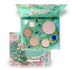 Paleta De Iluminadores Secret Garden Volume 2 - Dalla Makeup