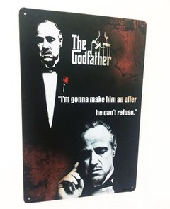 Chapa The Godfather - comprar online