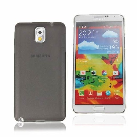 Estuche Silicon Celular Samsung Galaxy Note 3 Wifi Usb Mp3