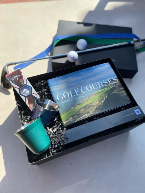 COFFEE & GOLF