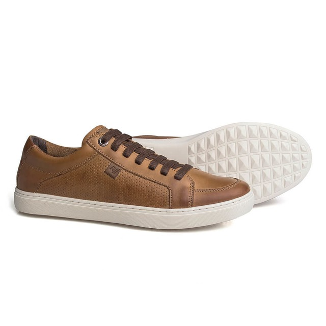 Sapatênis Masculino Rafarillo Mid Summer 12005 Whisky - comprar online