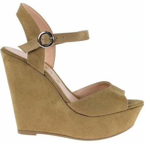 Sandália Zatz Z1163.8946 Light Tan