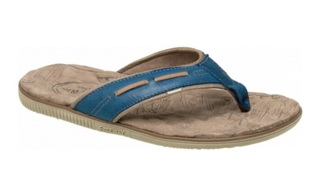 Chinelo Masculino Free Way Easy Azul Cobalt