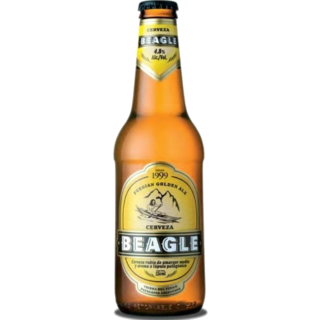 Botella Beagle Golden Ale 1Litro
