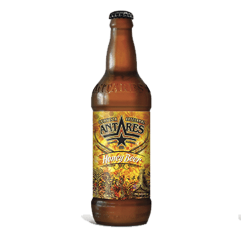 Botella Antares Honey 500ml