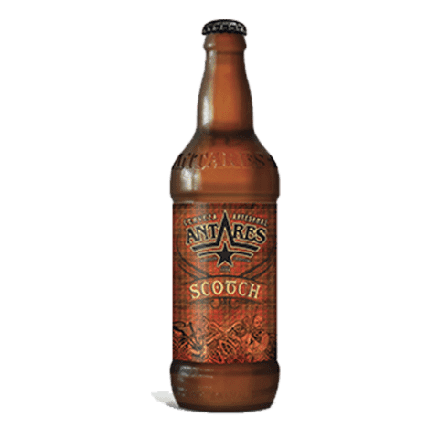 Botella Antares Scotch 500ml