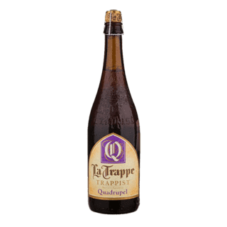 Botella La Trappe Quadrupel 750ml