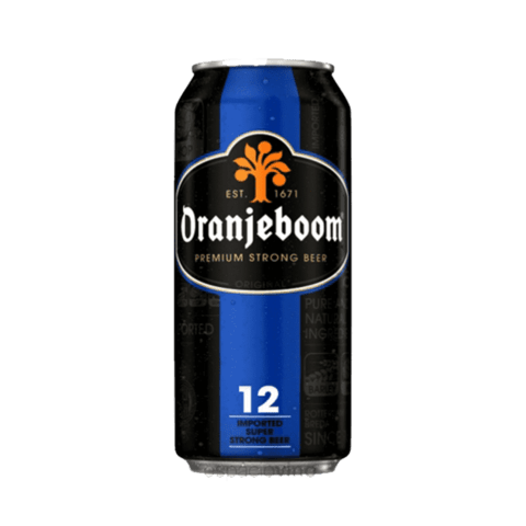 Oranjeboom - Super Strong 12% - 500ml
