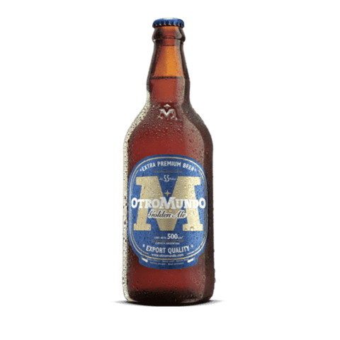 Botella Otro Mundo Golden Ale 500ml