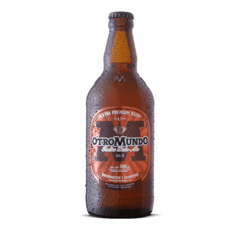Botella Otro Mundo Nut Brown Ale 500ml
