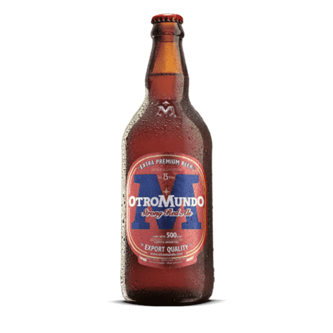 Botella Otro Mundo Red Ale 500ml