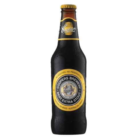 Porron Coopers Stout 375ml
