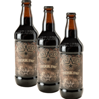 Botella Antares Imperial Stout 500ml