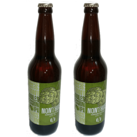 Botella Nonthue Session Ipa 660m