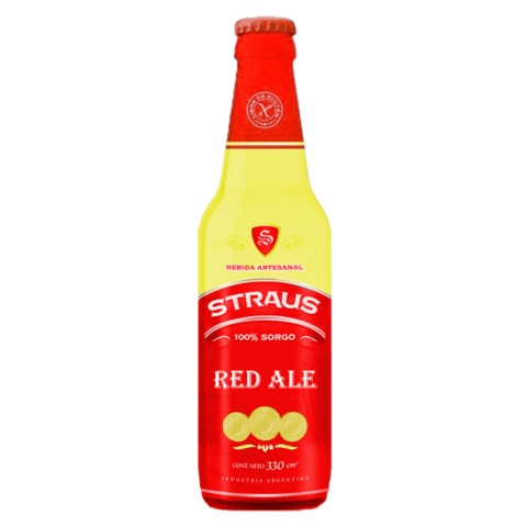 Combo Straus Red + Vaso Willybecher