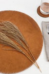 LEATHER PLACEMAT | SET 6 SUELA - comprar online