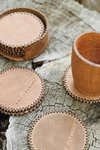 SET POSAVASOS - COASTERS