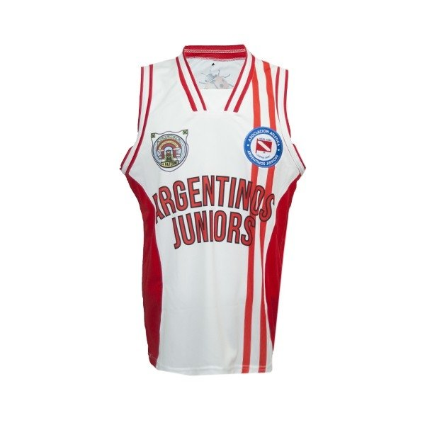Camiseta basquet  Blanca Alternativa
