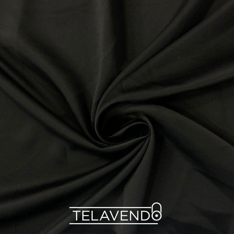 Blackout Textil Negro