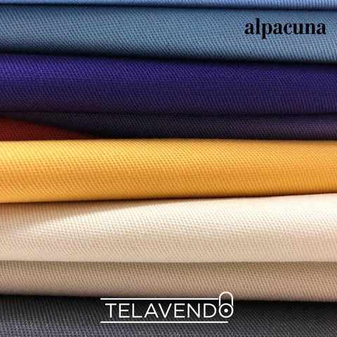 Gabardina Alpacuna® Color (Rollo 60 Mts)