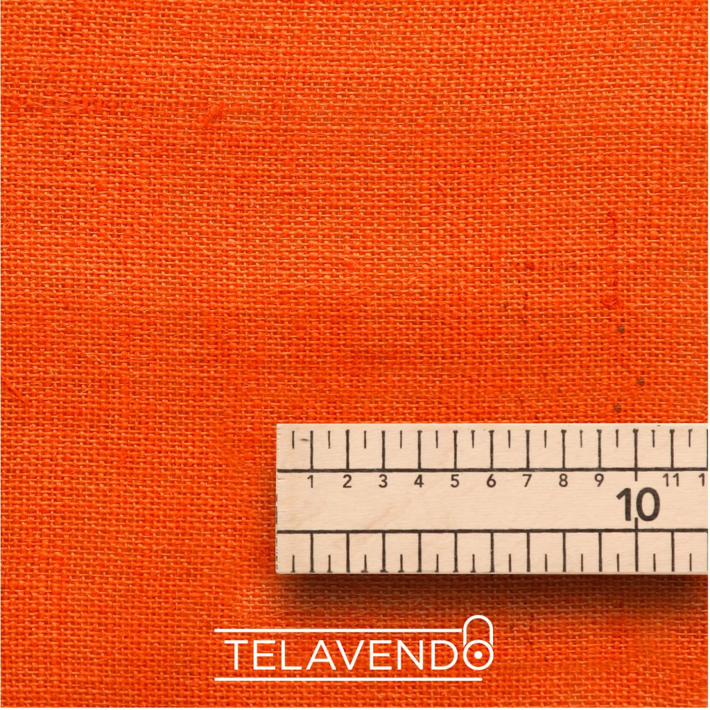 Arpillera Color Naranja