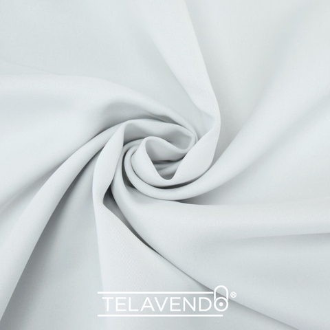 Blackout Textil Blanco