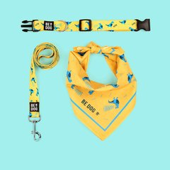 FULL KIT COLLAR - BE REXY YELLOW