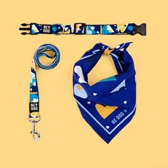 FULL KIT COLLAR - PAPERCUTS BLUE