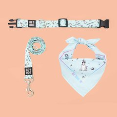 FULL KIT COLLAR - BE UNICORN LIGHT BLUE (Limited Edition)