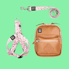 KIT BACKPACK BE UNICORN PINK - comprar online
