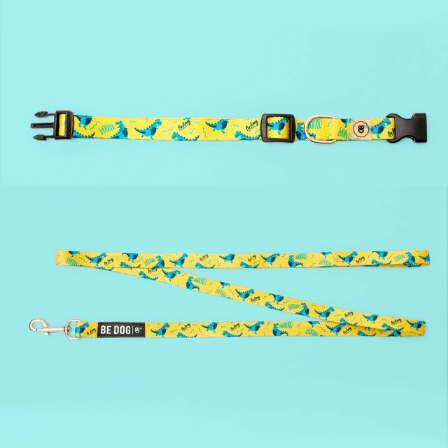 KIT- COLLAR BE REXY YELLOW en internet