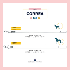 FULL KIT COLLAR - BE UNICORN YELLOW en internet
