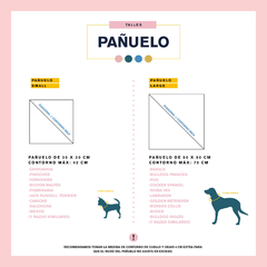 PAÑUELO BE UNICORN YELLOW en internet