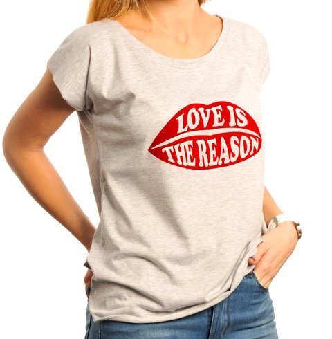 Remera Love Is The Reason