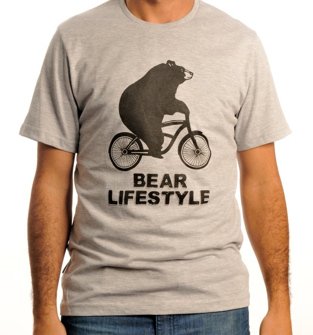 Remera Bear Lifestyle