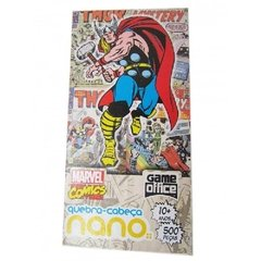 MARVEL COMICS - QC 500 PECAS NANO - THOR