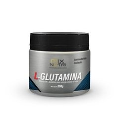glutamina mix nutri