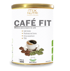 CAFÉ FIT 300g MIX NUTRI