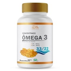 ÔMEGA 3 CONCENTRADO C/90 CAPS MIX NUTRI