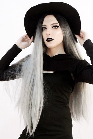 WITCHCRAFT BLACK HAT