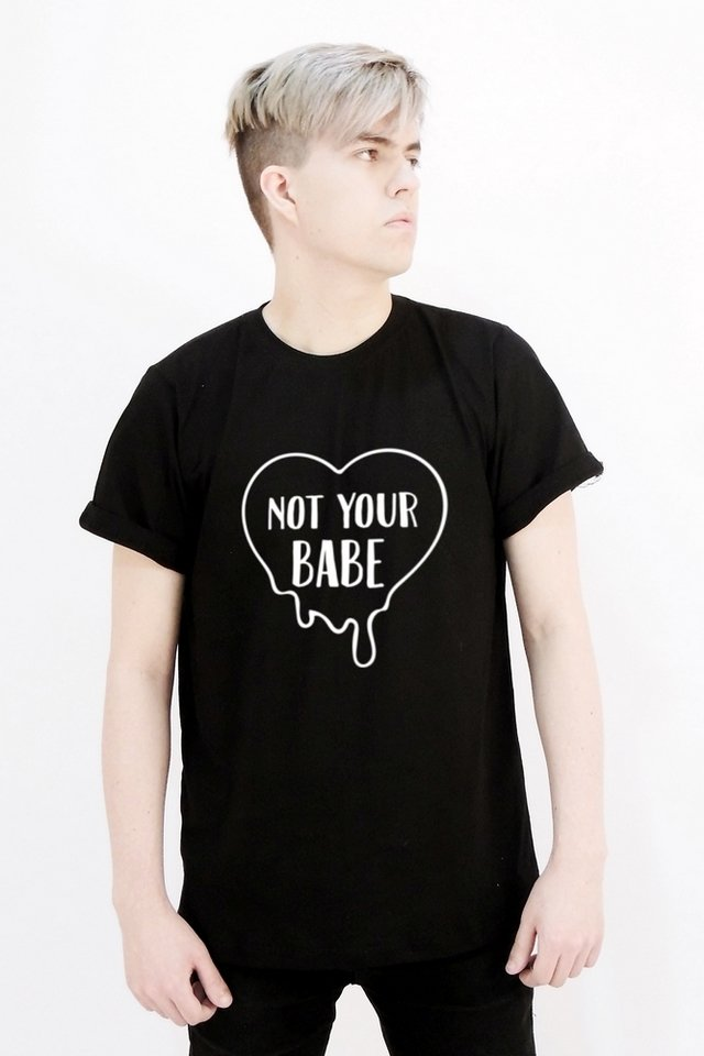 Not Your Babe Unisex T-Shirt