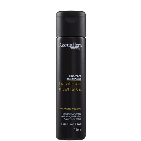 Acquaflora Hidratação Intensiva Hidratante Sem Enxágue - Leave-In 240ml