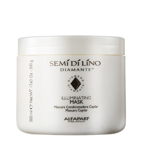 Alfaparf Semi di Lino Diamante Illuminating Mask - Máscara 500g