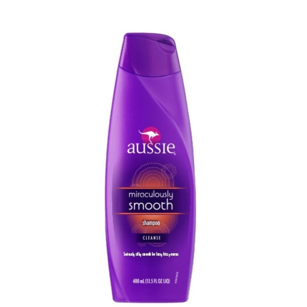Aussie Miraculously Smooth - Shampoo 400ml