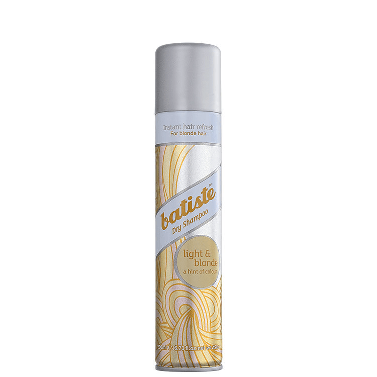 Batiste Light e Blonde - Shampoo Seco 200ml