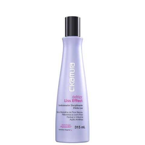 C. Kamura Defrizz Liss Effect - Condicionador 315ml