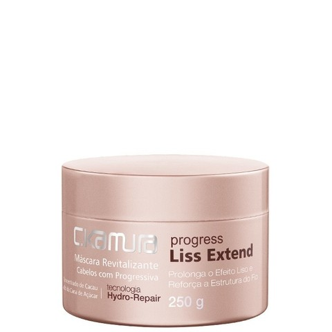 C. Kamura Progress Liss Extend - Máscara de Tratamento 250g